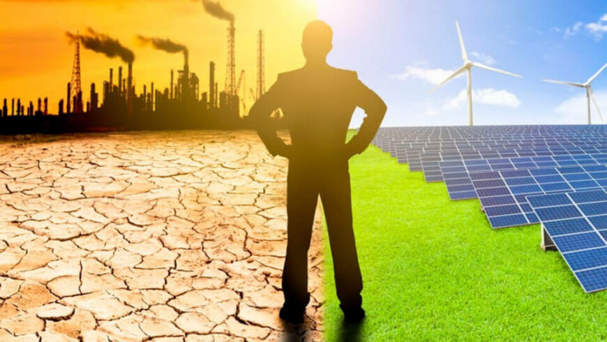 Il fotovoltaico protagonista nell'Italia della green economy
